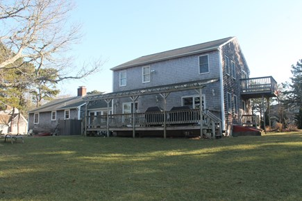 Eastham Cape Cod vacation rental - Spacious main house plus in-law apartment accommodates 12