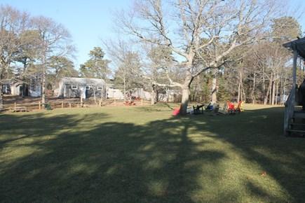 Eastham Cape Cod vacation rental - Huge yard