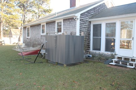 Eastham Cape Cod vacation rental - Outdoor shower and attached in-law apartment