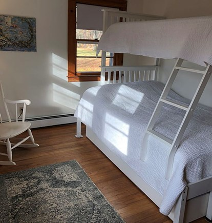 Eastham Cape Cod vacation rental - Bedroom with bunk beds