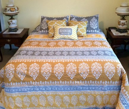 Dennis Cape Cod vacation rental - Bedroom #2 with Queen size bed.