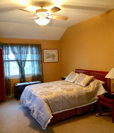 Dennis Cape Cod vacation rental - Master Bedroom with Queen size bed