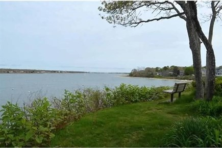 Falmouth Cape Cod vacation rental - Great Pond just 6 houses down at the end of street!