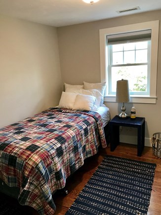 Falmouth Cape Cod vacation rental - Second floor bedroom one twin bed