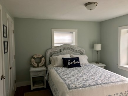 Falmouth Cape Cod vacation rental - First floor queen bedroom