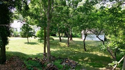 Brewster Cape Cod vacation rental - Back yard