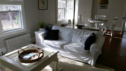 Brewster Cape Cod vacation rental - Living room.