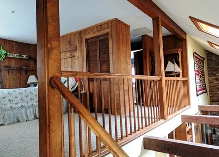 Harwich Cape Cod vacation rental - Loft bedroom
