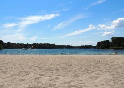 Harwich Cape Cod vacation rental - Walk to Bucks Pond Beach