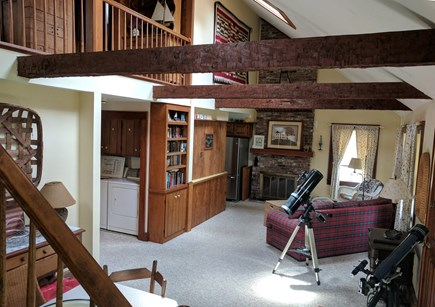 Harwich Cape Cod vacation rental - Lofted ceilings