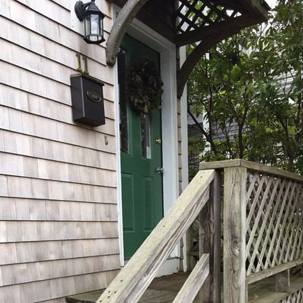 Chatham Cape Cod vacation rental - Entrance to condo