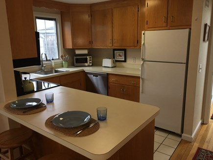 Chatham Cape Cod vacation rental - Kitchen with counter and stools