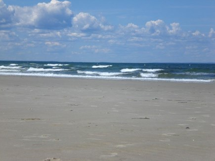 Dennis Cape Cod vacation rental - Gorgeous sandy private beach at you doorstep