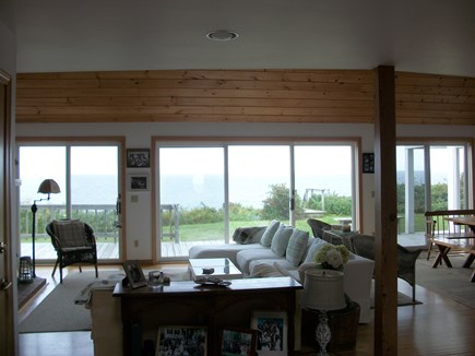 Dennis Cape Cod vacation rental - Nice big open great room with views everywhere