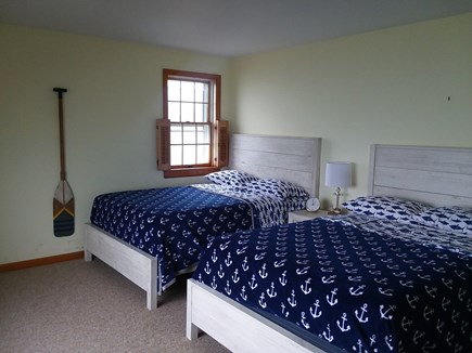 Dennis Cape Cod vacation rental - Bedroom 2 with 2 Double beds