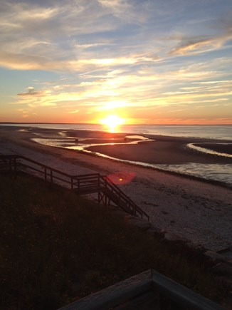 Dennis Cape Cod vacation rental - This will never get old!