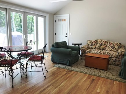 Eastham Cape Cod vacation rental - Sitting Area