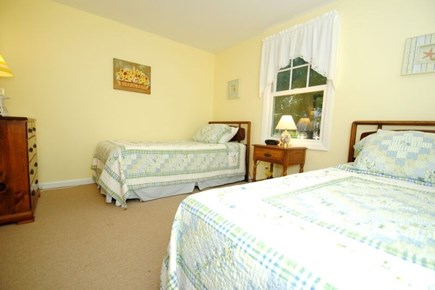 Eastham Cape Cod vacation rental - Second Twin Bedroom