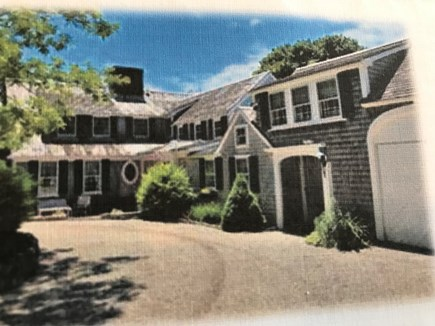 Harwichport, just across from  Cape Cod vacation rental - Front of house