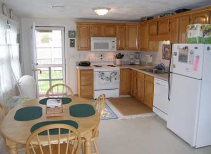 Sandwich Cape Cod vacation rental - Kitchen with Kitchen Table