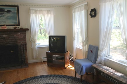 Wellfleet Cape Cod vacation rental - Wake up to morning sunshine streaming into your Living Room.