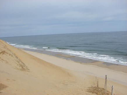 Wellfleet Cape Cod vacation rental - Beautiful Cahoon Hollow Beach is approximately 1/2 mile away!