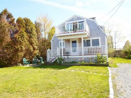 Sandwich Cape Cod vacation rental - Front of the House