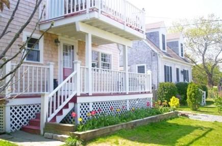 Sandwich Cape Cod vacation rental - Front Steps