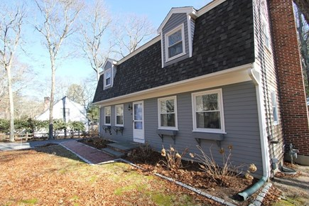 Mashpee Cape Cod vacation rental - Front of the house