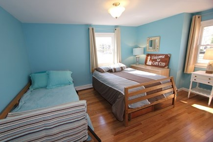 Mashpee Cape Cod vacation rental - Bedroom 3 w/ Full and Twin
