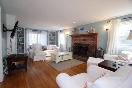 Mashpee Cape Cod vacation rental - Comfortable Living Room