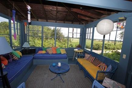 Plymouth MA vacation rental - Rainbow Screened Room w/ views