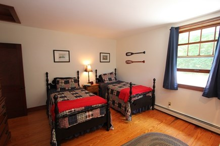 Plymouth MA vacation rental - Second Floor Bedroom w/ 2 Twins