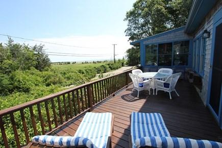 Plymouth MA vacation rental - Patio w/ Views