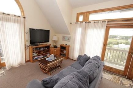 Sandwich Cape Cod vacation rental - TV Area