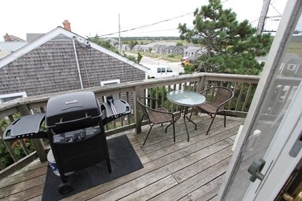Sandwich Cape Cod vacation rental - Deck w/ Grill