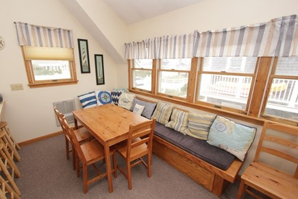 Sandwich Cape Cod vacation rental - Dining Nook