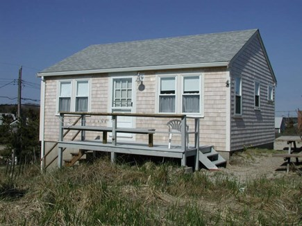 Sandwich Cape Cod vacation rental - Front of Cottage