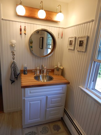 Falmouth Cape Cod vacation rental - Nautical touches around the house