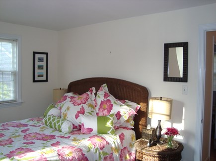 Falmouth Cape Cod vacation rental - The Master bedroom