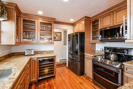 Falmouth Cape Cod vacation rental - Kitchen