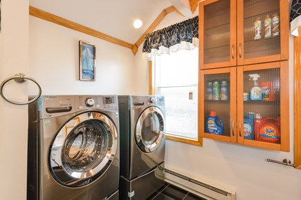 Falmouth Cape Cod vacation rental - Laundry room/bathroom