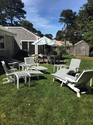 West Harwich Cape Cod vacation rental - Outdoor dining