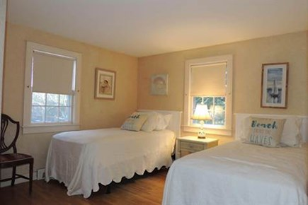 West Harwich Cape Cod vacation rental - Two twin beds