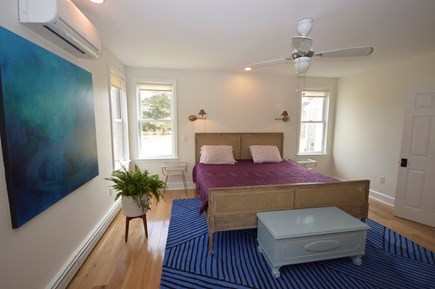Orleans Cape Cod vacation rental - Master king bedroom with ensuite and AC