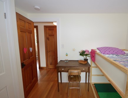 Orleans Cape Cod vacation rental - Kids room with twin bunk will have trundle bed underneath- not sh