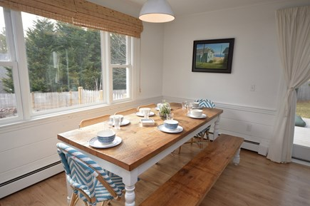 Orleans Cape Cod vacation rental - Main dining area with seating for 8 to 10
