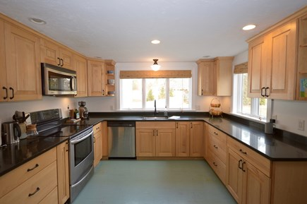 Orleans Cape Cod vacation rental - Fully remodeled kitchen, plenty of light and counter space