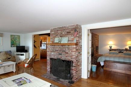 Wellfleet Cape Cod vacation rental - Living view to Master bedroom
