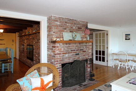 Wellfleet Cape Cod vacation rental - Living room alternate view